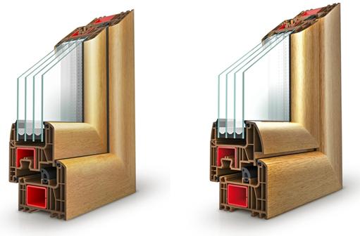 Fenster IGLO ENERGY